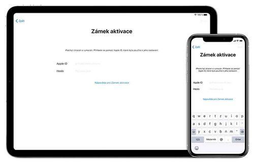 IPhone Propojený S Apple ID Jak Odemknout