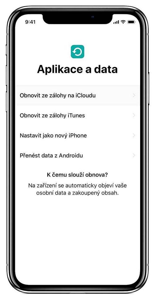 Jak Převést Z Jednoho IPhone Na Druhý