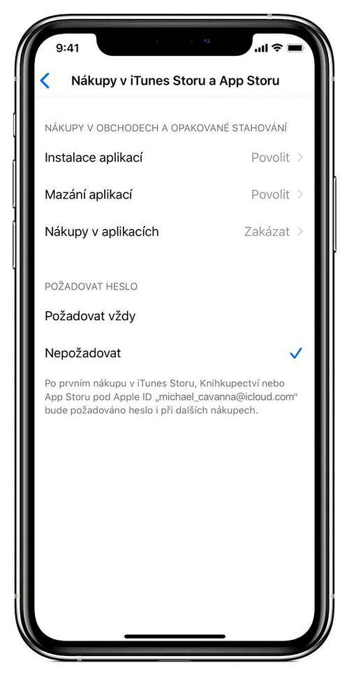 Jak Zakázat Zámek Obrazovky Na IPhone
