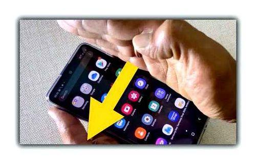Jak Pořídit Snímek Obrazovky Na Samsungu