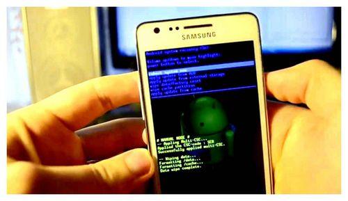 Jak Obnovit Telefon Samsung Na Tovární Nastavení
