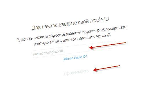 Jak Zjistit Heslo K Apple Id