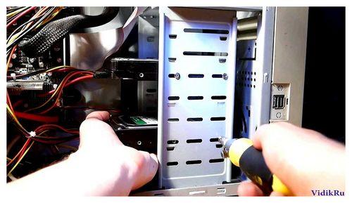 Jak Vložit Pevný Disk Do Počítače