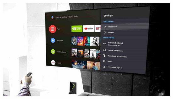 Jak aktualizovat Android na Smart TV