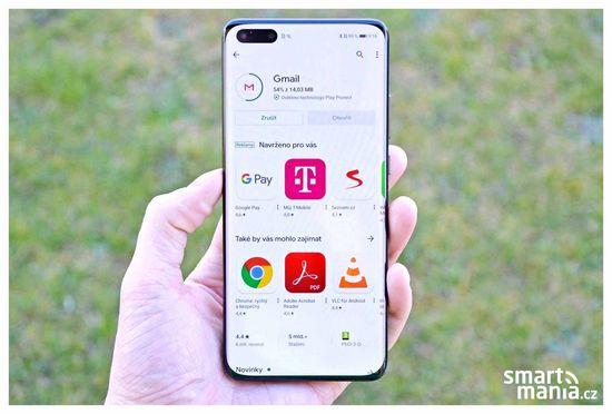 Jak nainstalovat Huawei Play Market