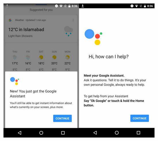 Jak povolit Asistenta Google v systému Android