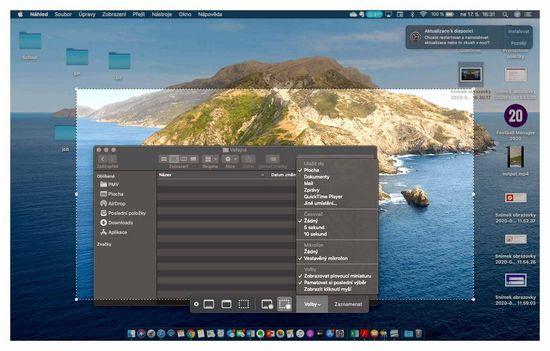 Jak povolit nahrávání obrazovky v počítači