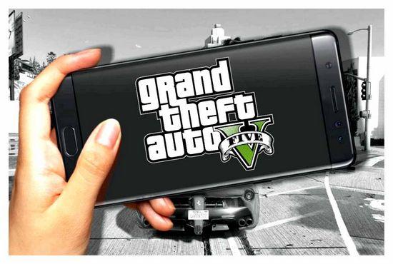 Jak spustit GTA 5 na Androidu