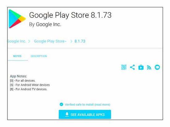 Jak nainstalovat služby Google Play na Android